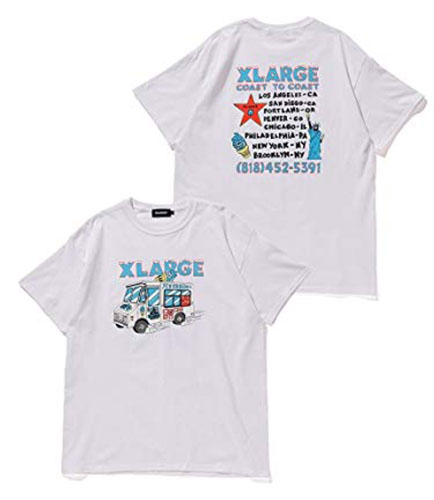 XLARGE/TEE ICE CREAM