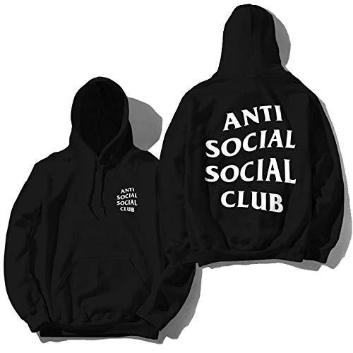ANTI SOCIAL SOCIAL CLUB/ORIGINAL LOGO HOODIE