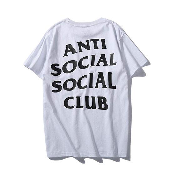 ANTI SOCIAL SOCIAL CLUB バックプリントTシャツ