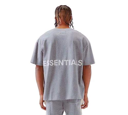 バックプリント Tシャツ