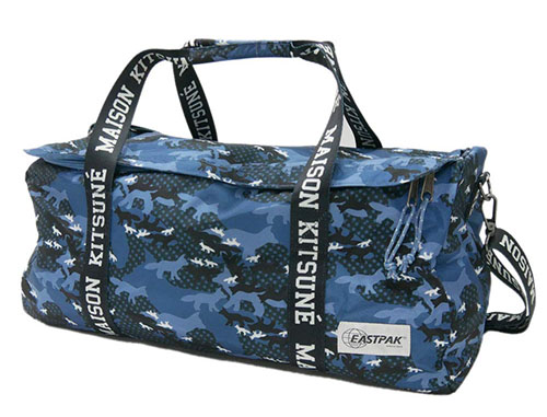EASTPAK×MAISON KITSUNE U808 PERCE DUFFEL Exclusive Collection 41L