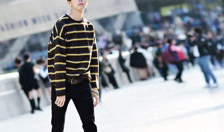 韓国系ファッション