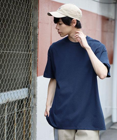 ネイビーTシャツ