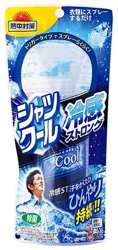 桐灰化学 熱中対策シャツクー 冷感ストロング 100ml