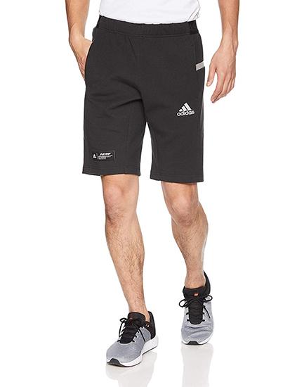 adidas/スウェットハーフパンツ