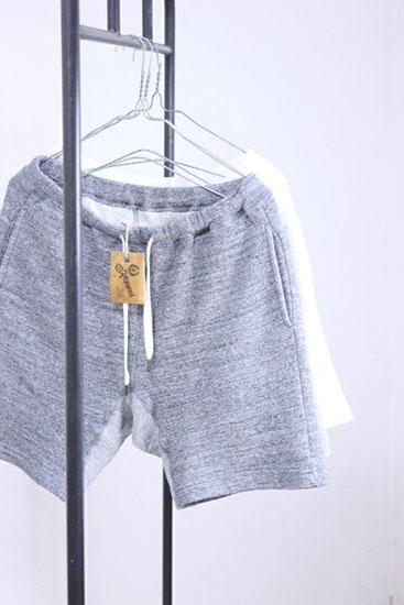 Kepani/Malibu AIR FLEECE 膝上ショートパンツ