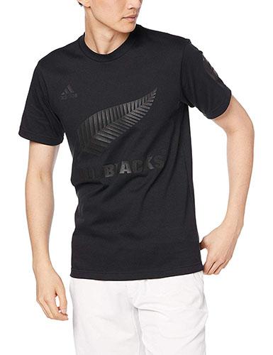 半袖シャツラグビーオールブラックスTシャツ
