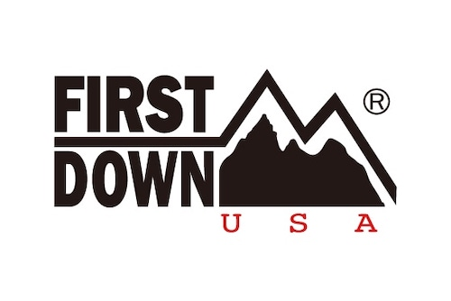 FIRST DOWN ロゴ