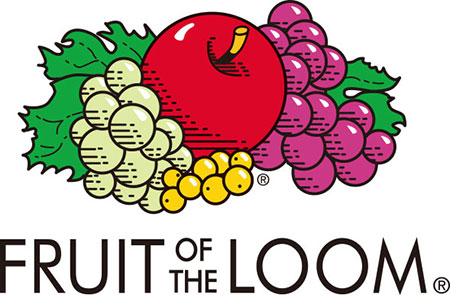 FRUIT OF THE LOOM ロゴ
