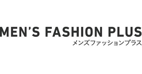 メンズファッションプラス ロゴ