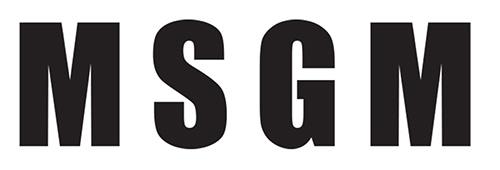 MSGM ロゴ