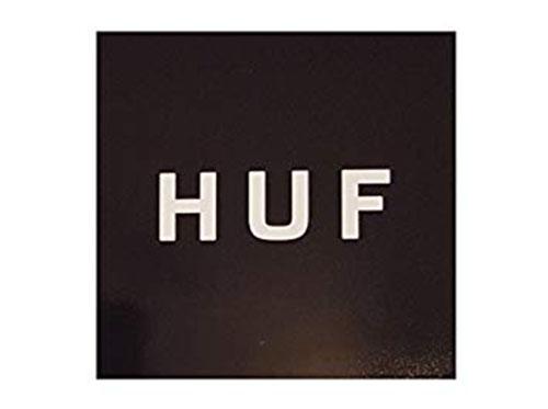 HUF ロゴ