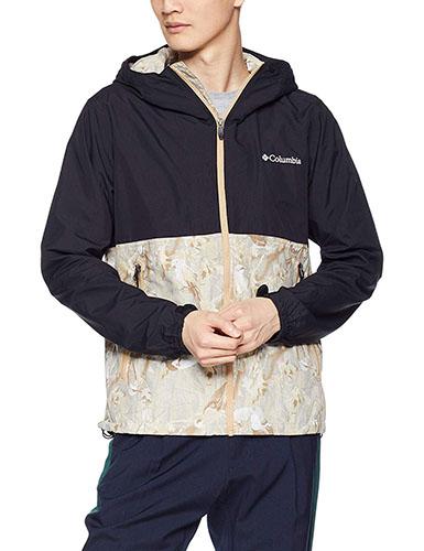 ヘイゼンパターンドジャケット