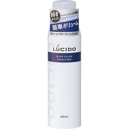 LUCIDO/ボリュームパウダーフォーム ふんわりハード 185g