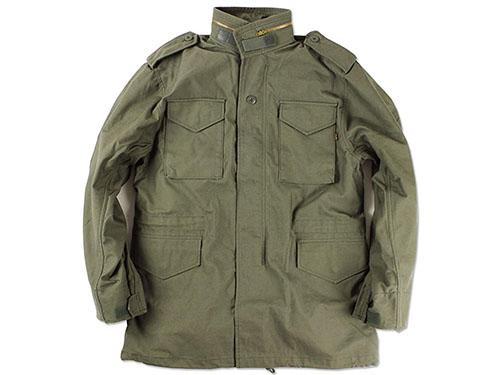 ALPHA INDUSTRIES/M-65 フィールドジャケット