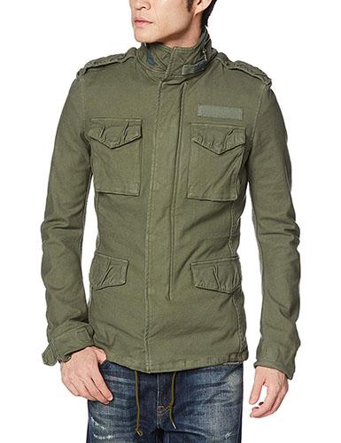 WJK/ミリタリージャケットM66 field jacket
