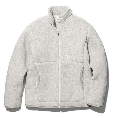 Wool Fleece Jacket JK-18AU021