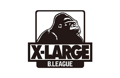 X-LARGE ロゴ