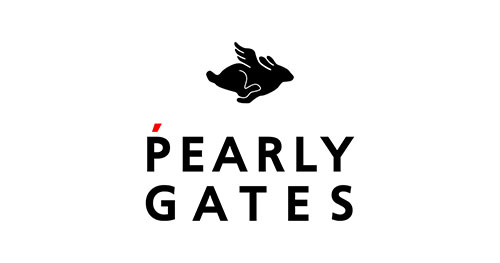 PEARLY GATES ロゴ