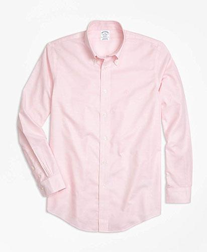 ピンク シャツ