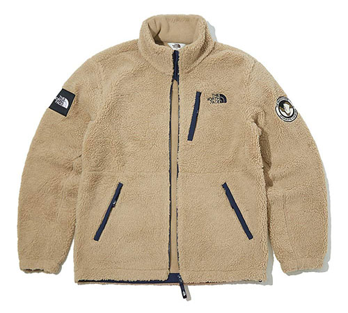 THE NORTH FACE/RIMO EX FLEECE JACKET