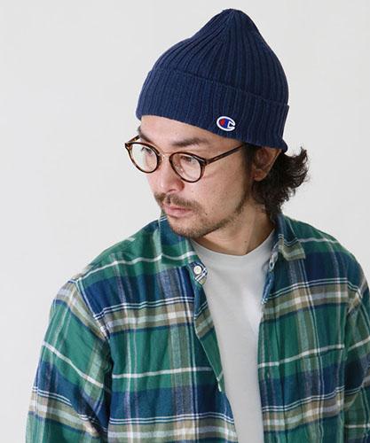 Champion ニット帽