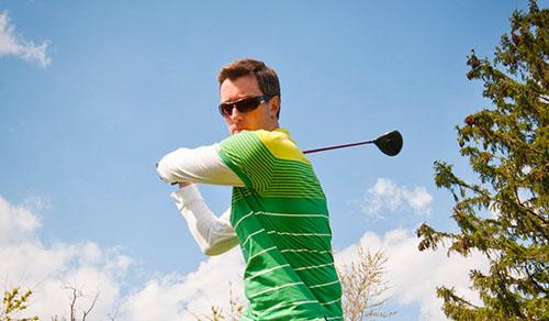 ゴルフ サングラス