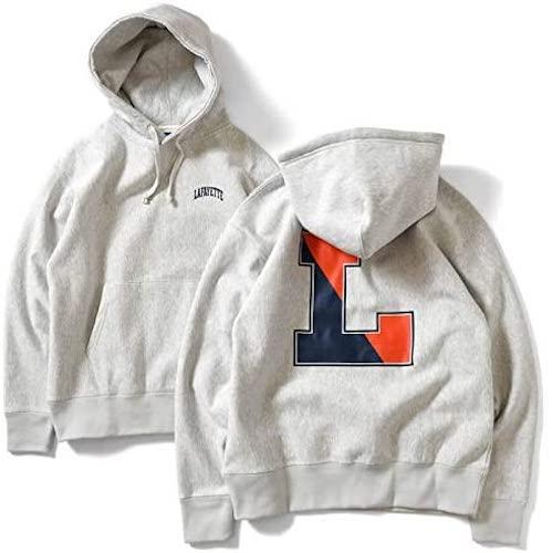 Athletic Pullover Hooded Sweatshirt