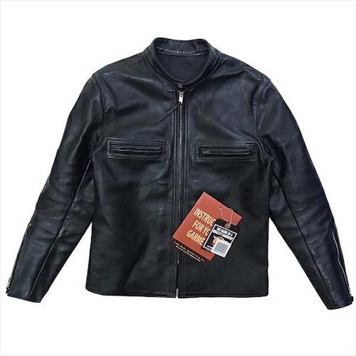 Buco J-100 leather racer shirt BJ19001