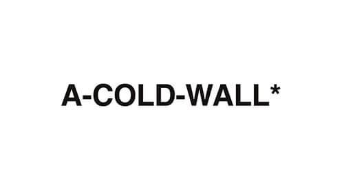 A-COLD-WALL ロゴ