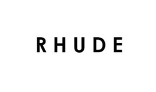RHUDE ロゴ