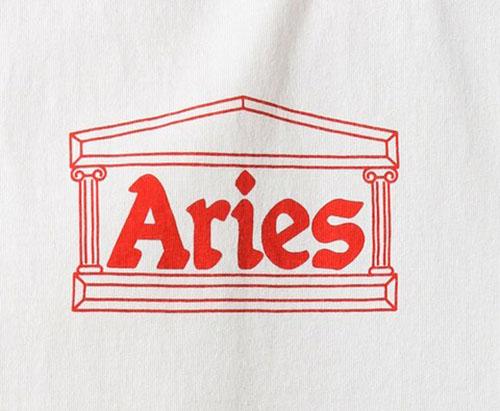 ARIES ロゴ