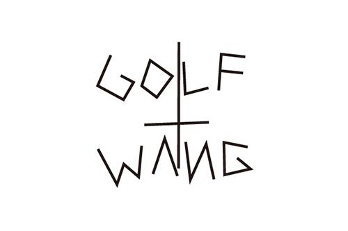GOLF WANG ロゴ
