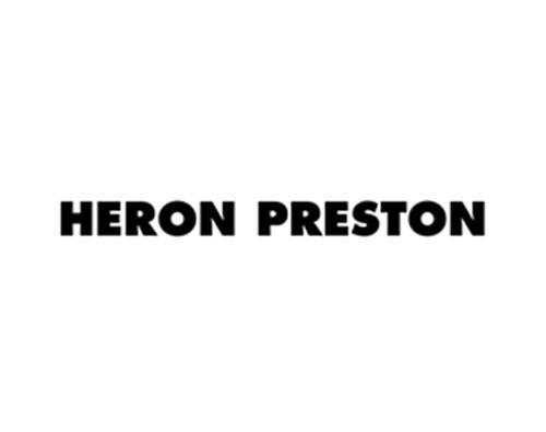 Heron Preston ロゴ