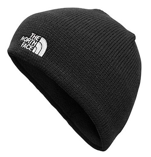 シルバーロゴ刺繍ニット帽