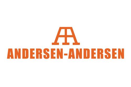 Andersen-Andersen ロゴ