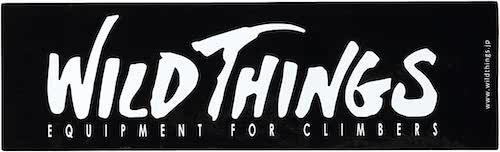 WILD THINGS ロゴ