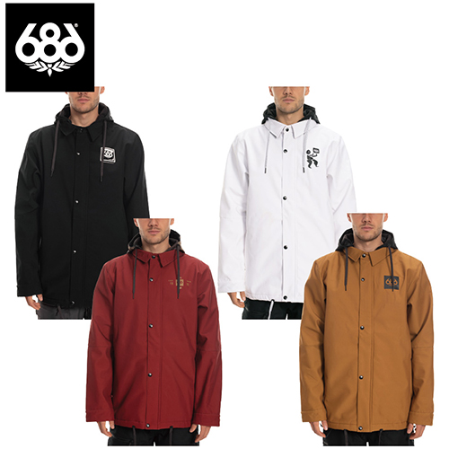 WATERPROOF COACHES Jacket