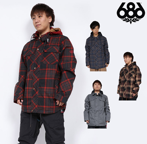JAPAN SMU WOODLAND SHELL JACKET