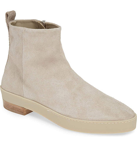 Santa Fe Zip Boot