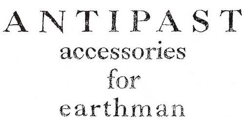 ANTIPAST ロゴ