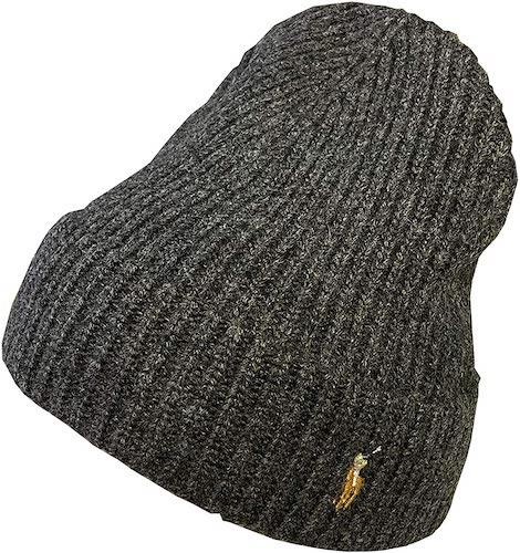 ロゴニット帽