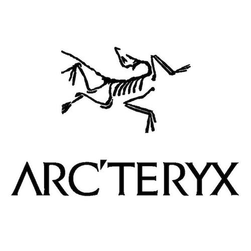 ARC'TERYX ロゴ