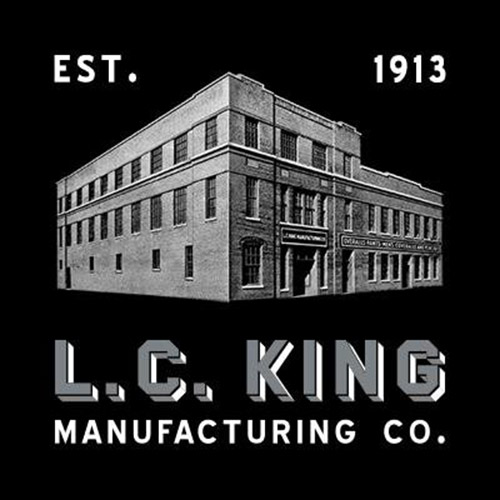 L.C.KING(エルシーキング) ロゴ