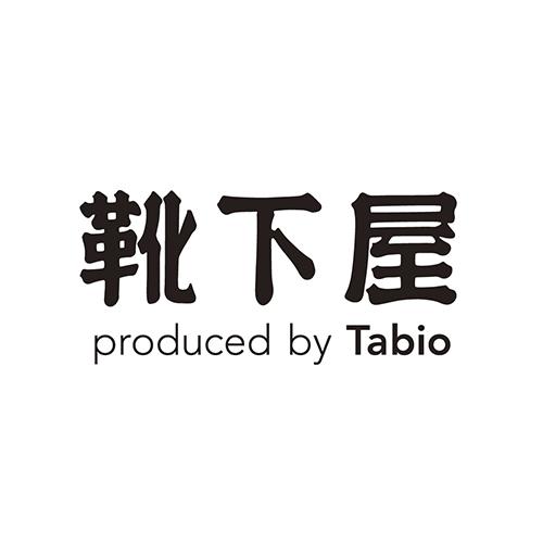 Tabio ロゴ