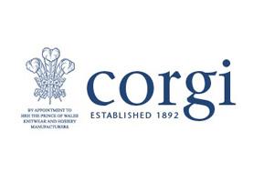 Corgi ロゴ