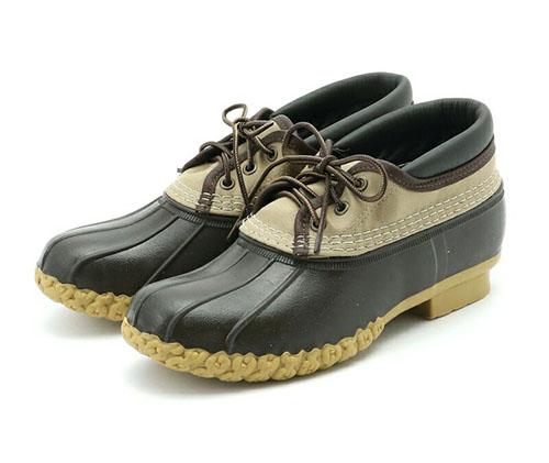 Canvas Gum Shoes BEAMS MEN