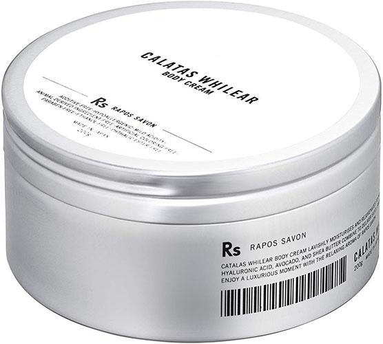 CALATAS ホワイリアボディクリーム Rs(ラポサボン)