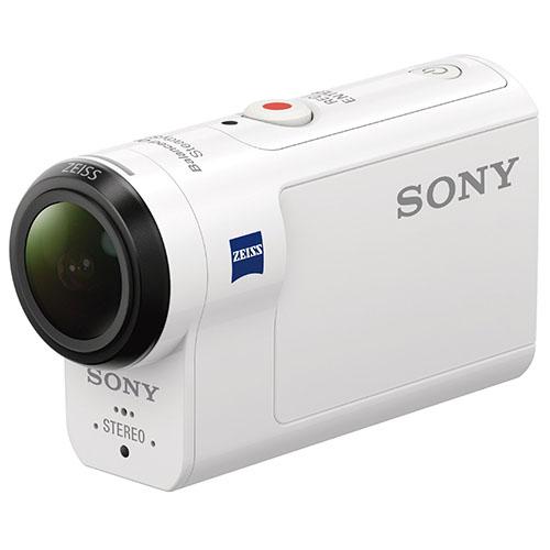SONY ウエアラブルカメラ アクションカム 空間光学ブレ補正搭載モデル(HDR-AS300)