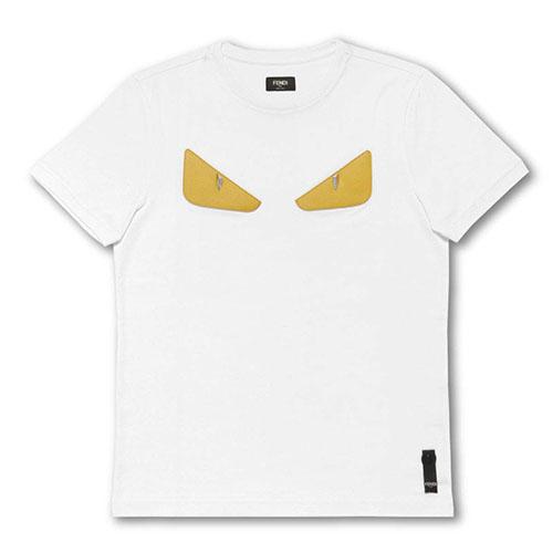 ホワイト半袖Tシャツ
